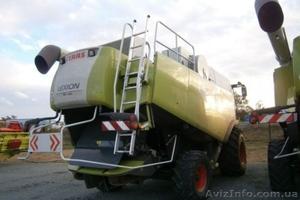 комбайн зерноуборочный Claas Lexion 570 .Год выпуска 2006 - Изображение #2, Объявление #994882
