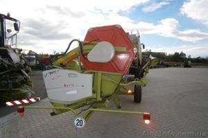 комбайн зерноуборочный Claas Lexion 570 .Год выпуска 2006 - Изображение #5, Объявление #994882