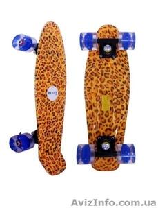 Скейт Penny Board MS Leo Limited Edition - Изображение #1, Объявление #1416057