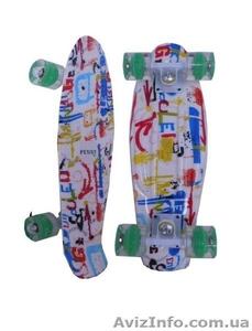 Скейт Penny Board MS City Limited Edition - Изображение #1, Объявление #1416062