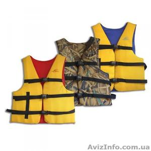 Спасательный водный страховочный жилет универсальный от 10 до 110кг - Изображение #1, Объявление #1458747