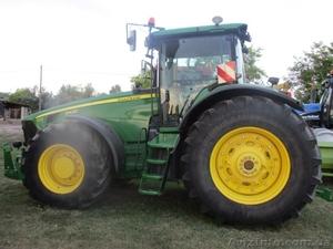Трактор John Deere 8430 Powershift   2007г/в,мощн.-335л.с - Изображение #1, Объявление #1485139