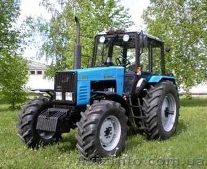 Мощный колесный трактор БЕЛАРУС МТЗ 1221.2 тягового класса, дизель 132 л.с.  - Изображение #1, Объявление #1604941