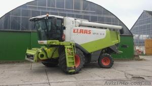 Комбайн зерноуборочный Claas Lexion 560 - вып. 2010 год .  - Изображение #1, Объявление #1485162