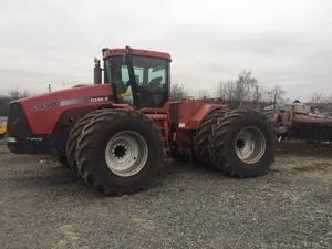 Трактор колесный   Case STX 500  мощн. 570л.с. новый двиг. Gummins 15- 1200 м.ч. - Изображение #1, Объявление #1674723