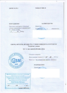 Технические условия, сертификация продукции - Изображение #1, Объявление #1676096