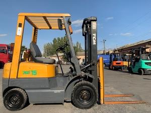 Вилочный автопогрузчик/автонавантажувач TCM на 1.5 тонны - Изображение #1, Объявление #1697980