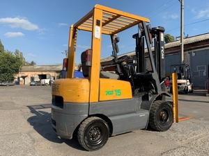 Вилочный автопогрузчик/автонавантажувач TCM на 1.5 тонны - Изображение #2, Объявление #1697980