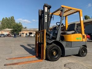 Вилочный автопогрузчик/автонавантажувач TCM на 1.5 тонны - Изображение #4, Объявление #1697980