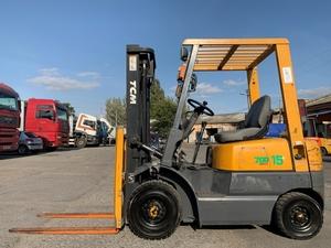 Вилочный автопогрузчик/автонавантажувач TCM на 1.5 тонны - Изображение #6, Объявление #1697980