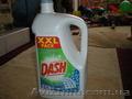 рідкий пральний порошок DASH
