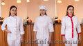 TM Borenia - одяг для кухні,  одяг кухаря,  офіціантів,  фартухи,  головні убори